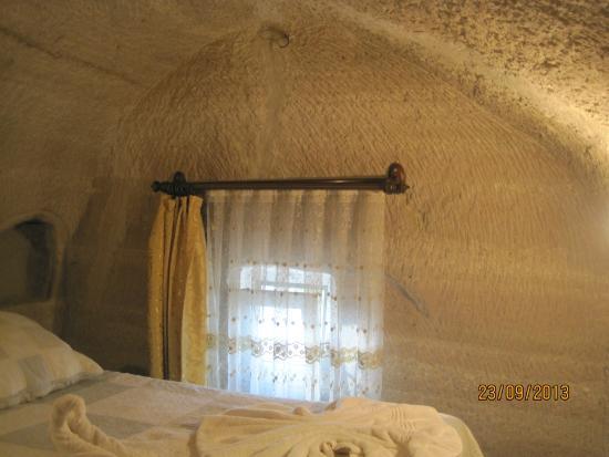 Anatolia Cave Pension: Chimney Room