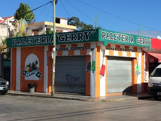 Ricas Paletas Opiniones Sobre Paleteria Gerry Playa Del Carmen