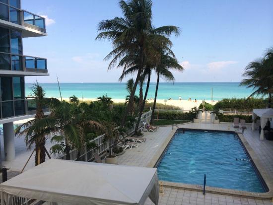 The Mimosa Hotel Vista Do Quarto Sunrise Miami Beach