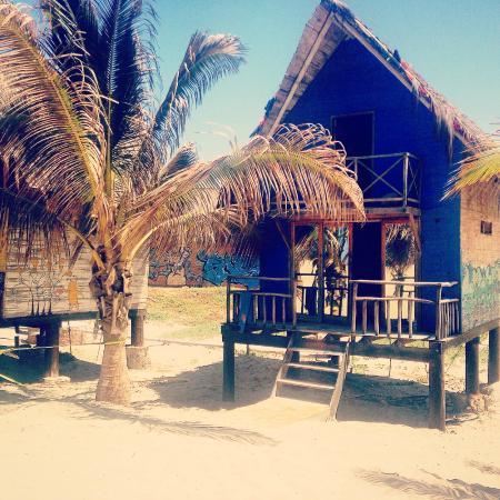My Paradise Beach Hut Picture Of Misfit Hostel Mancora