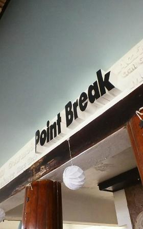 Point Break Restaurant and Bar