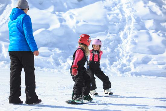 Golden, Canada: Enjoy the Kids Zone at Kicking Horse Mountain Resort.
