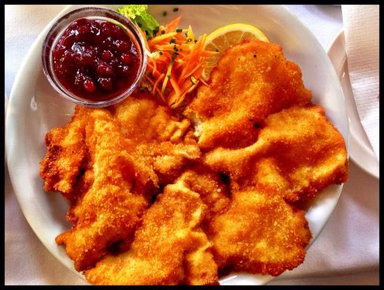 Cafe Prueckel : Wienerschnitzel