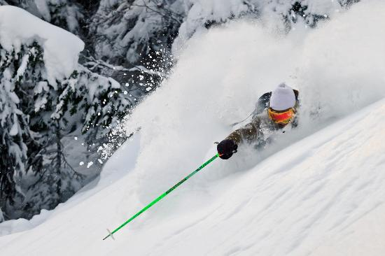 Discover the Champagne Powder in Golden, B.C.