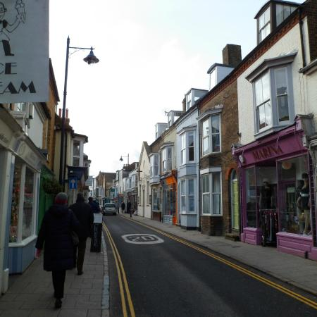 Whitstable, High Street