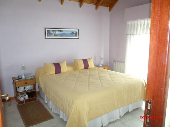Hosteria Alto Verde: dormitorio