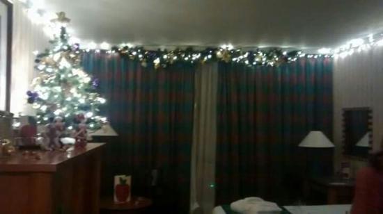 Marvelous Christmas Room Picture Of Disneys Hotel New York Chessy Interior Design Ideas Inesswwsoteloinfo