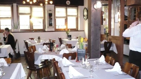 Restaurant le Cellier: le restaurant