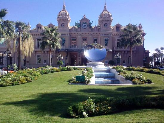 Palais princier monaco photo de jardin des animalier for Jardin animalier monaco