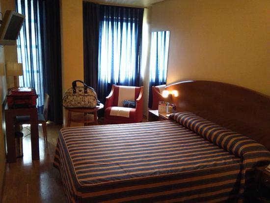 Exe Hotel El Magistral : Habitacion doble