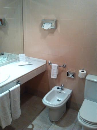 Exe Hotel El Magistral : Baño