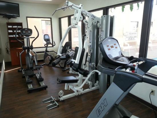 Comfort Suites Lebanon: Exercise Room