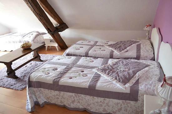 Chambres d'Hotes Saint Nicolas : Chambre