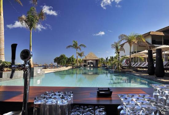 Pool Bar Picture Of Intercontinental Resort Mauritius