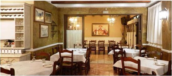 Restaurante El Cantó de Toni
