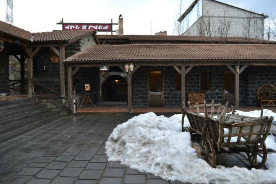 Old Jrvezh Armenia