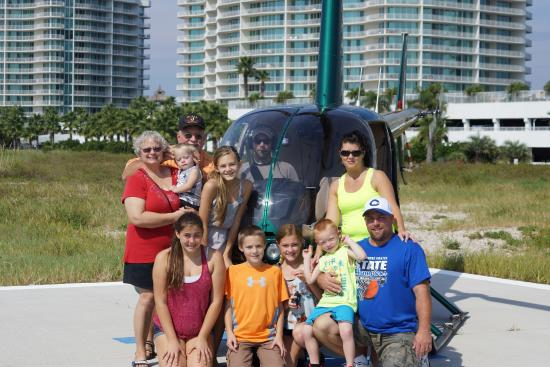Orange Beach Helicopter Tours