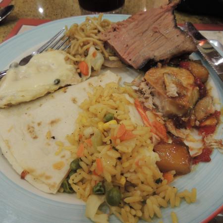 Food garden asian buffet