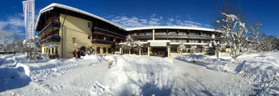 Chiemgauer Hof: Hotelansicht