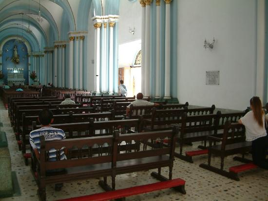 Iglesia San Francisco: WORSHIP AREA 2