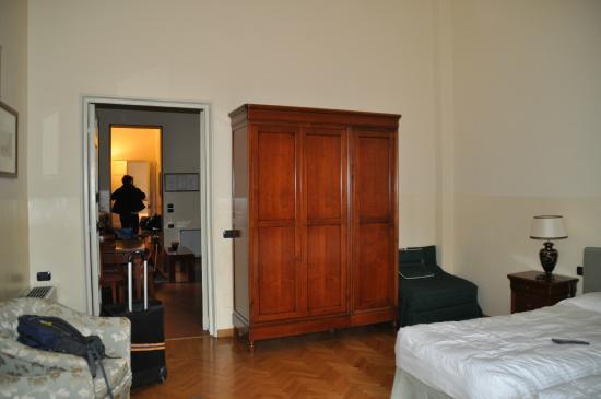 Palazzo Gamba: Quarto das crianças