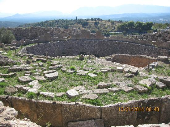 Micene - Picture of Ancient Mycenae, Mycenae - TripAdvisor