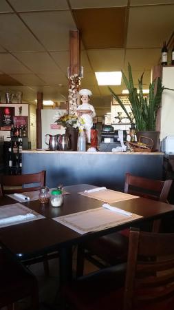 Troni S Italian Restaurant Kitchen