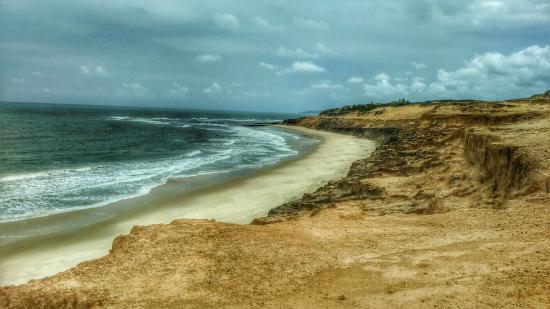 Minas Beach: praia de minas
