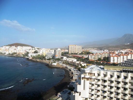 Vista de los apartamentos costamar picture of apartamentos be smart florida puerto de la cruz - Apartamentos baratos en tenerife norte ...