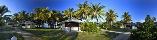 Poum, Neukaledonien: Extérieur