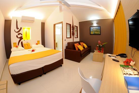 Hotel Malabou Beach : Bungalow Rénové