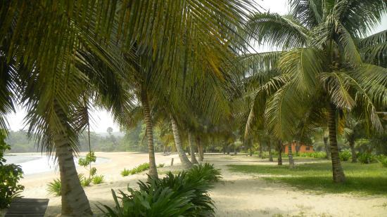 Ezile Bay Village: The Beach at Elize Bay