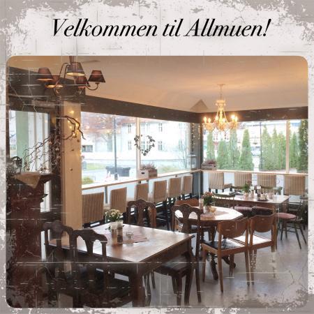 Allmuen Kafe & Interior