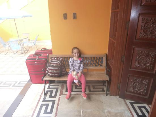 Machu Picchu Suites: Lobby