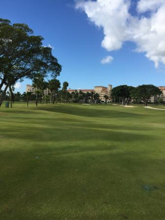 Aventura, FL: 9th hole... Awesome