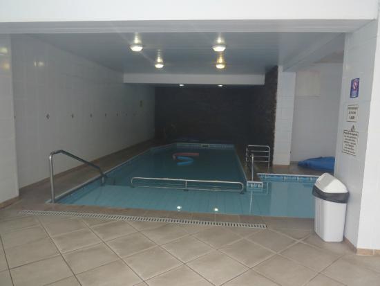 Hotel Recanto da Serra: piscina aquecida