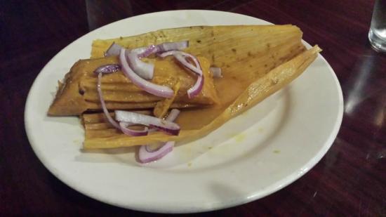Havana's Cafe: Tamal Cubano