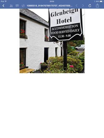 Olde Glenbeigh Hotel : Hotel