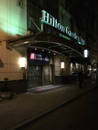 Hilton Garden Inn Washington, DC Downtown: Front