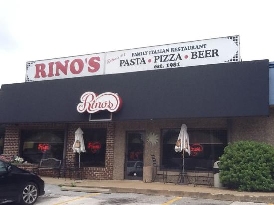 Rino's Pizza: Our family owned and operated restaurant has been a staple in Chester County for over 30 years!