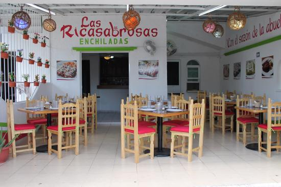 Enchiladas Las Ricasabrosas