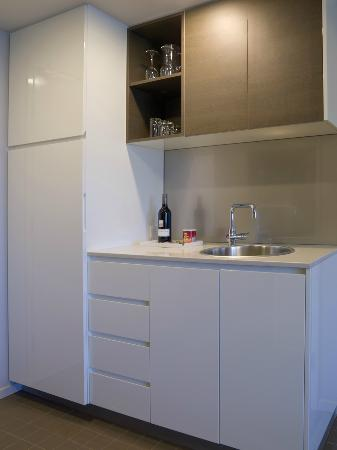 Adina Studio Apartment Kitchenette Picture Of