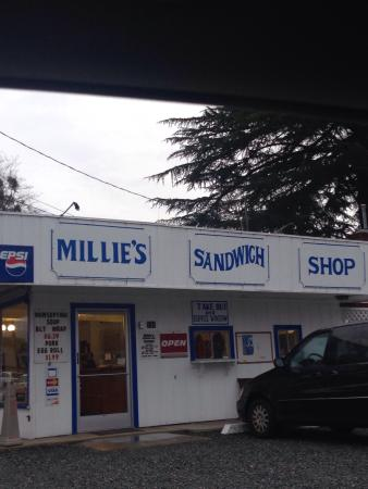 Millie's Sandwich Shop