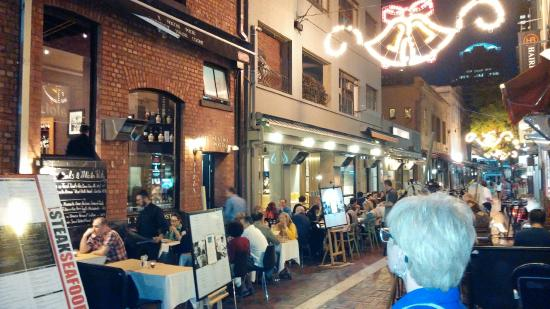 Good Restaurants In Hardware Lane Melbourne