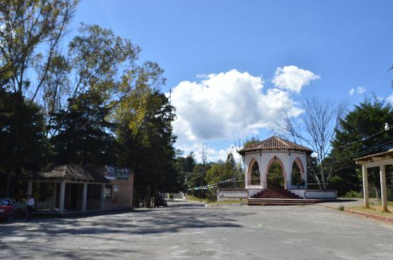 San cristobalito picture of hotel azulejos san for Hotel casa de los azulejos booking