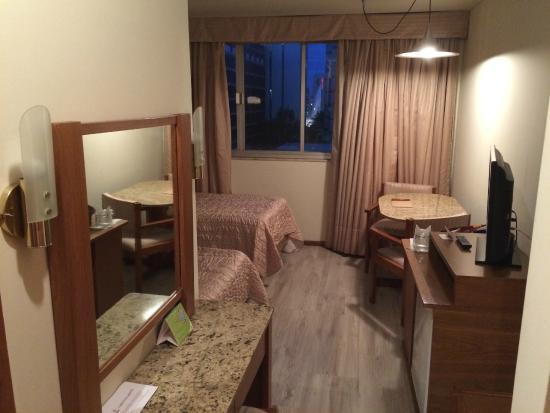 Carlton Hotel Brasilia: Quarto Duplo
