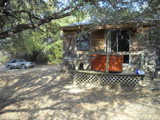 The Hideaway Ranch & Retreat: cabin