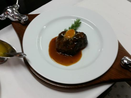 Manhattan Steakhouse: Филе-миньон
