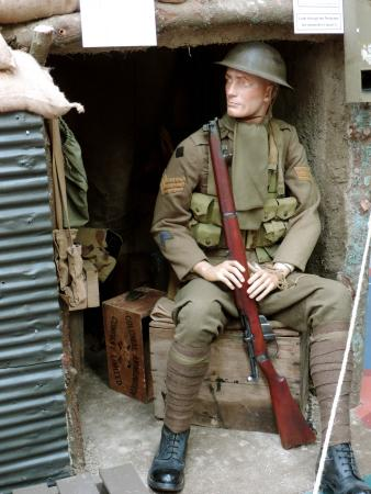 """Central Hawke's Bay Settlers Museum: WWI display """"They Answered the Call"""""""