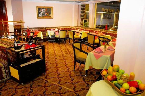 Hotel Maria Isabel Bogota: Comedor